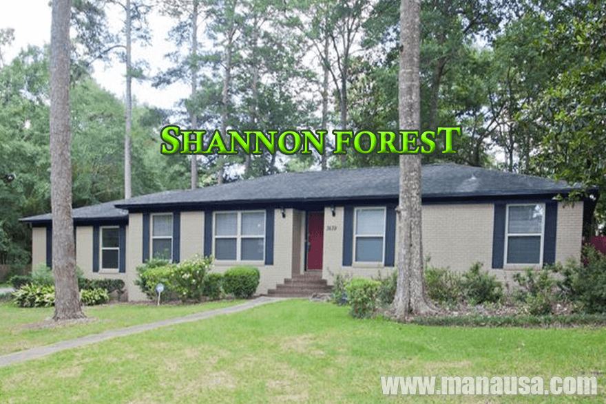 Shannon Forest home sales report for June 2016