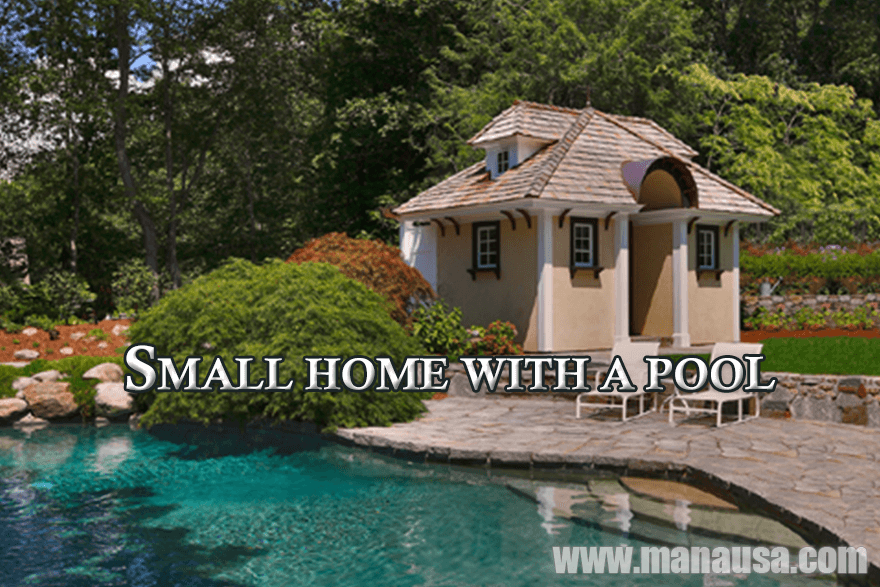Where To Find A Small Home With A Pool
