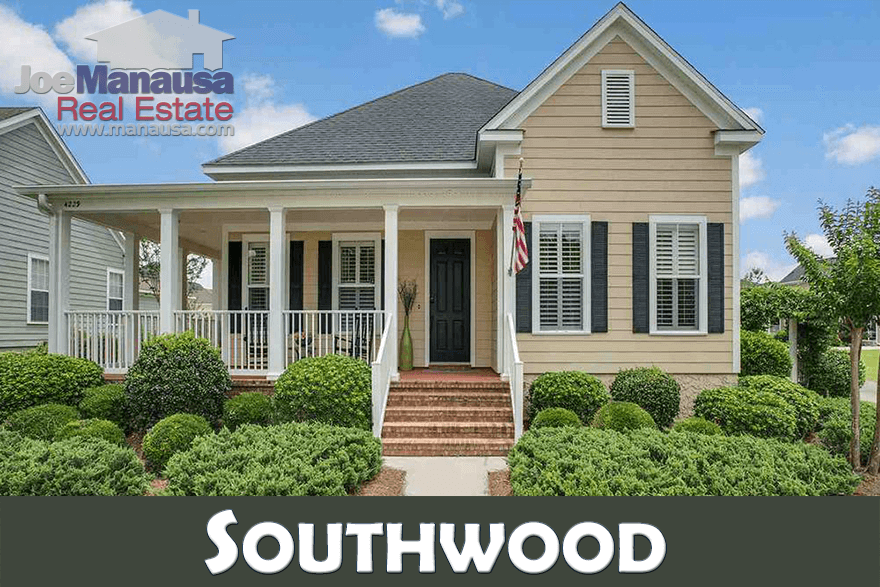 southwood listings and home sales report october 2017