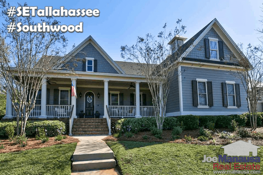 Homes For Sale In Southwood Tallahassee, Florida