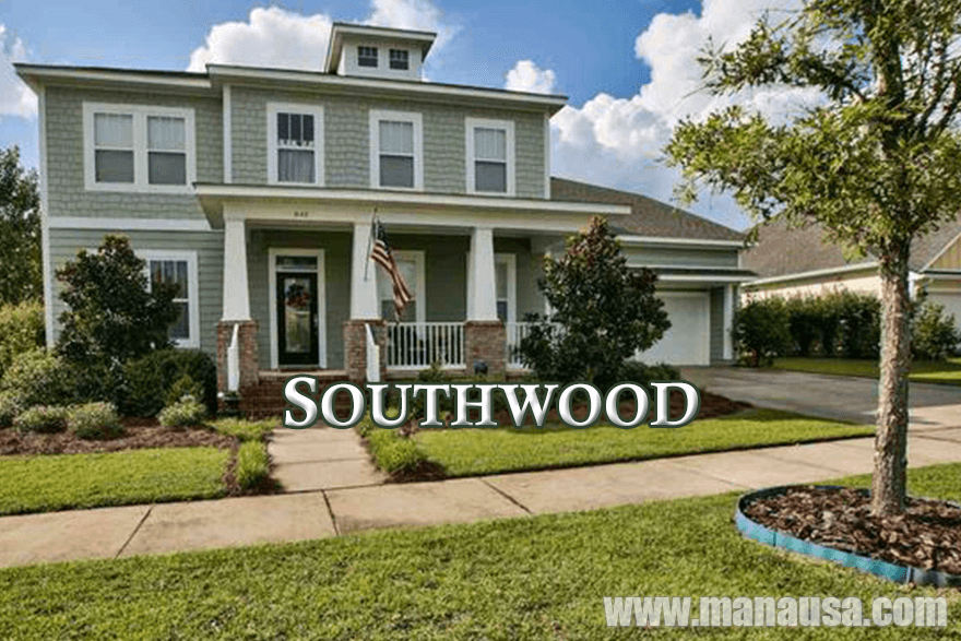 New Homes Southwood Tallahassee Fl