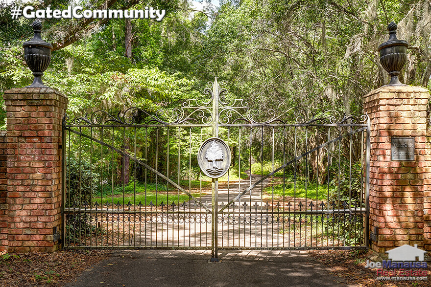Homes For Sale In A Gated Community In Tallahassee