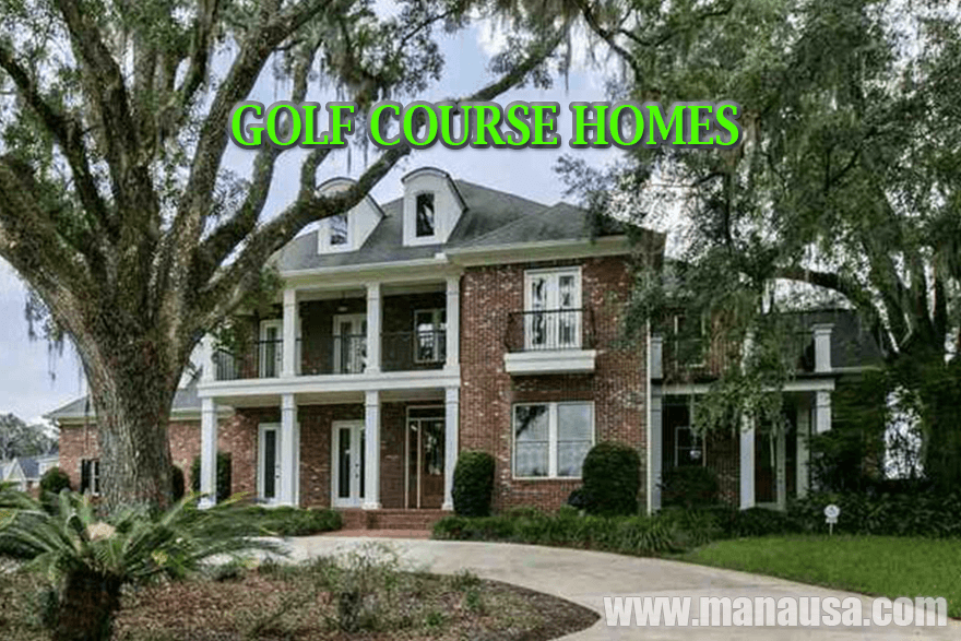 Tallahassee Golf Course Homes For Sale Today