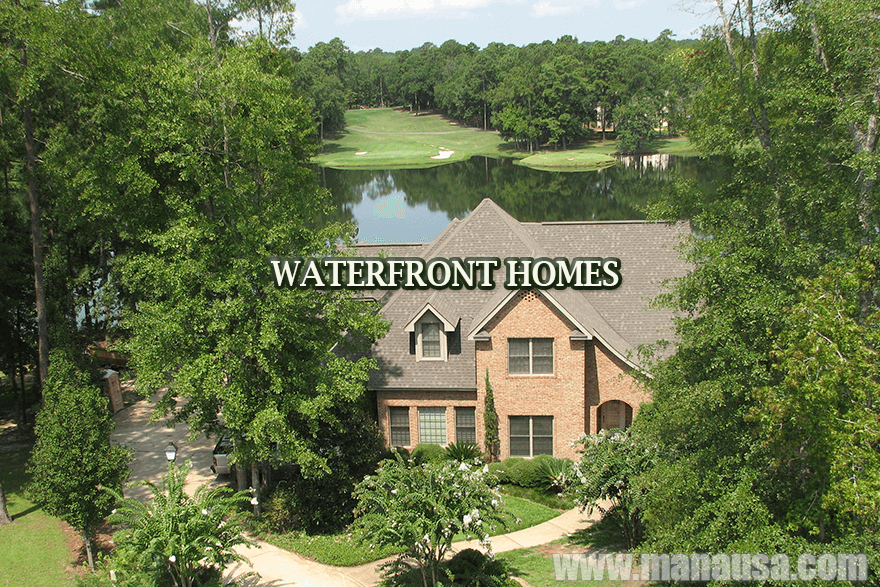Waterfront homes for sale in Tallahassee, Florida