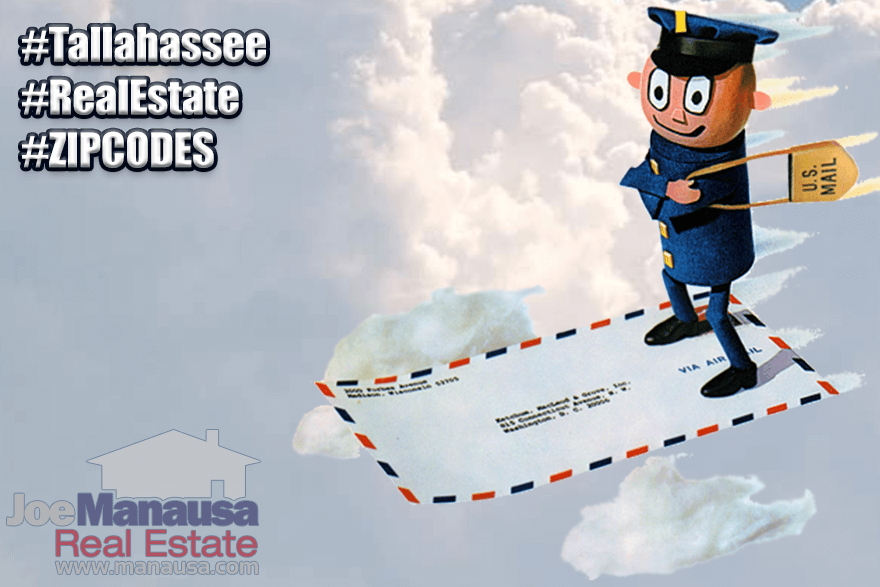 Zip Codes In The Tallahassee Real Estate Market