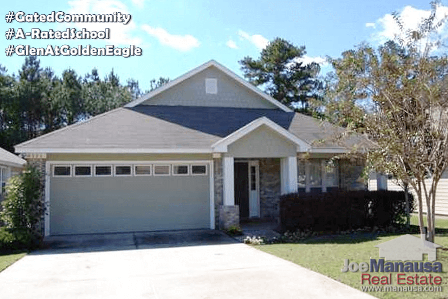 Tallahassee Glen At Golden Eagle Home Prices