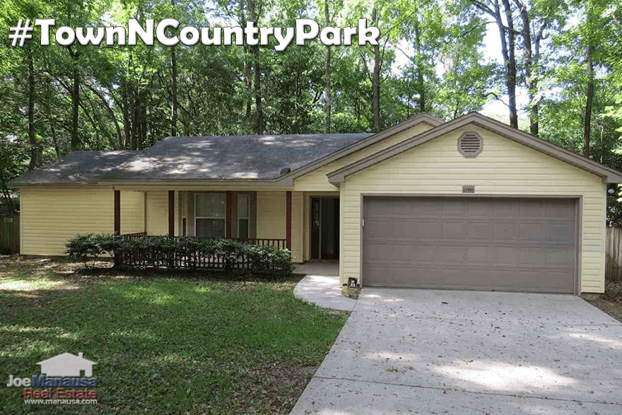 Homes For Sale In Town N Country Park Tallahassee, Florida