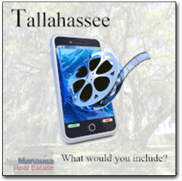 Help with the content of the video that exposes Tallahassee to people who are interested