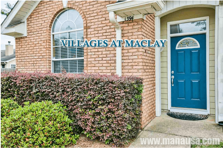 Villages At Maclay Home Sales Report June 2016