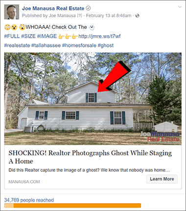 Example Of Viral Marketing When Selling A Home