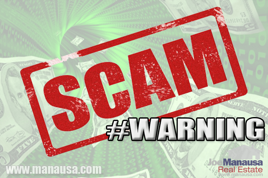 Real Estate Scam Warning For Tallahassee, Florida