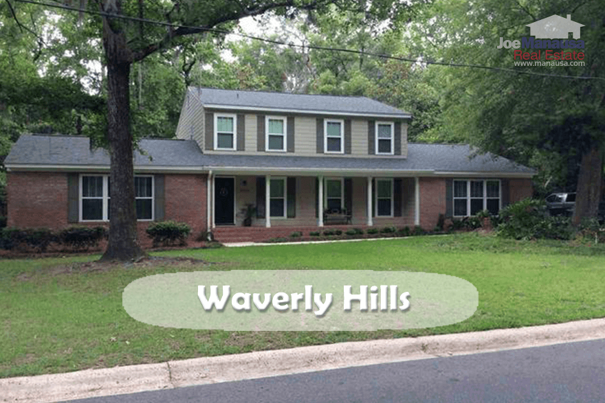 Waverly Hills Home Price Trends For The Summer of 2017