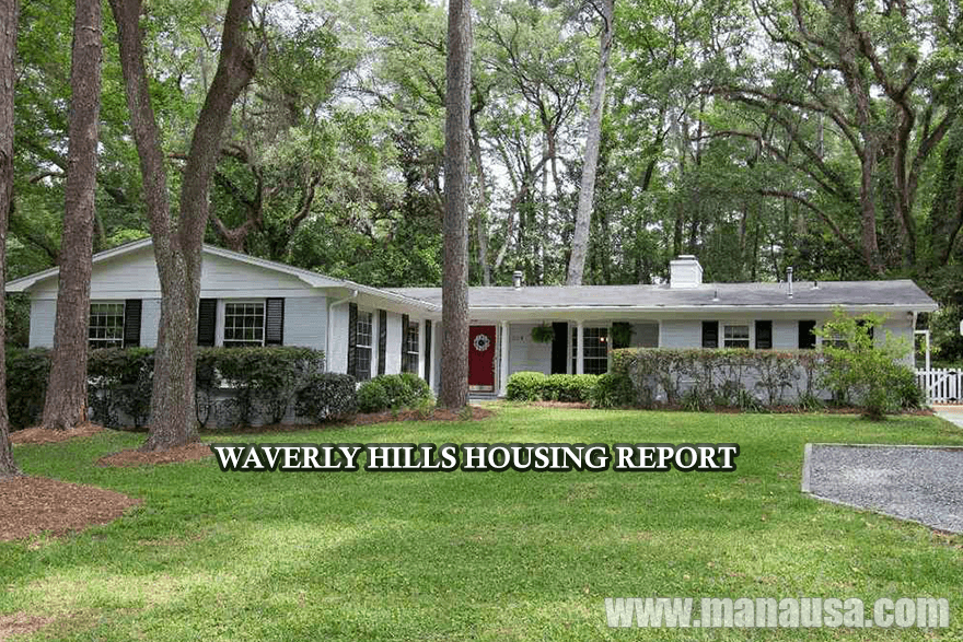 Waverly Hills Real Estate Report May 2016