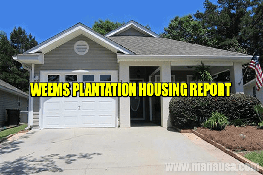Home Sales In Weems Plantation Tallahassee, Florida