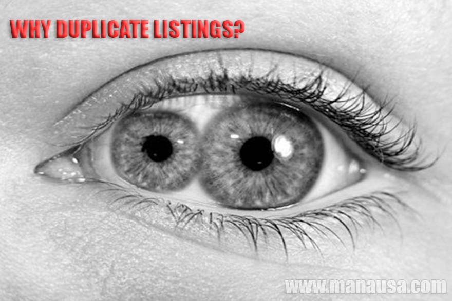 Why do agents duplicate listings in the MLS when it does not help sell homes?