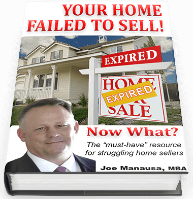 Advice for home sellers who failed to sell their home