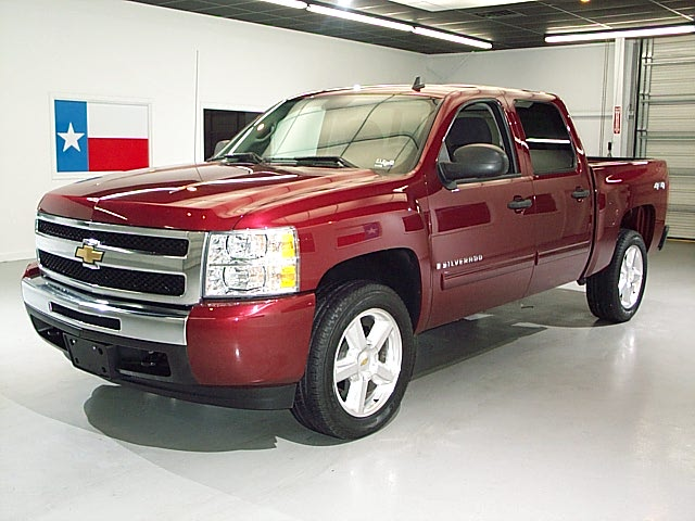Used 2009 Chevy Truck