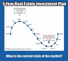 5 Year Real Estate Investment Plan