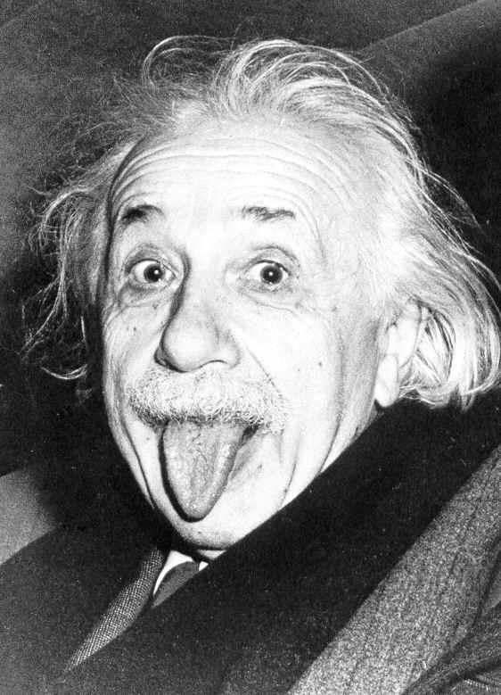 Albert Einstein Definition of Insanity