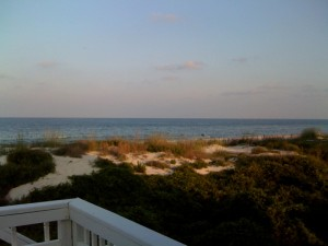 Beach real estate in Cape San Blas Florida