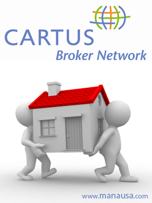 Cartus Broker Network Logo