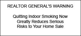 Cigarette Smoking Warning Label Image