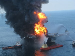 Deepwater Horizon Oil Spill Gulf of Mexico Image