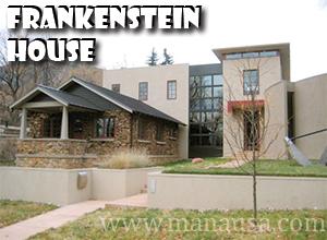 Doctor Frankenstein House