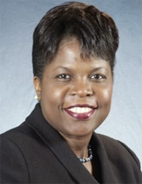 Elmira Mangum Famu President