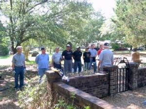 Flipper Gravesite Crew 2013