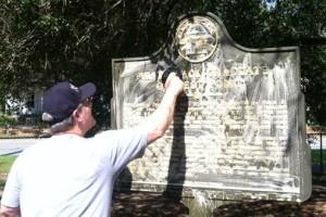 Flipper Gravesite Thomasville Georgia