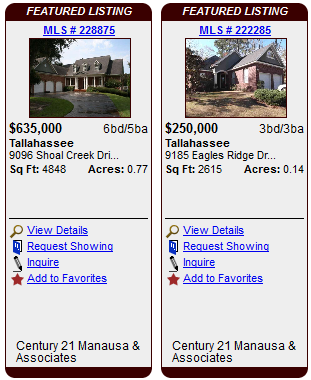 Golden Eagle House Listing