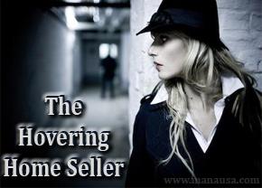 Hovering Home Seller