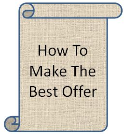 How To Make A Home Buying Offer