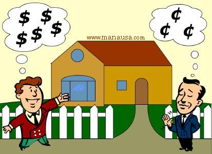 Buy An Overpriced Home