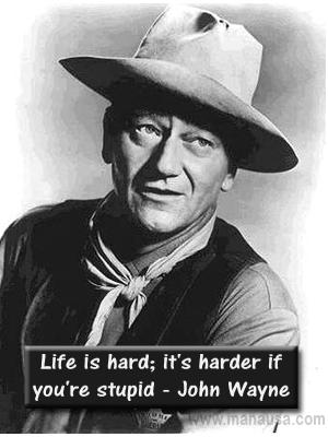 John Wayne The Real Estate Market Today