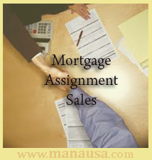 Mortgage Assignment Sale