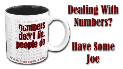Numbers Don't Lie But People Do Lie Image