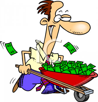 Obama Will Give You A Wheelbarrow Full Of Money If You Buy A House