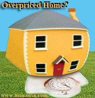 Overpriced Home