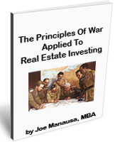 Principles of War Applied To Real Estate Investing