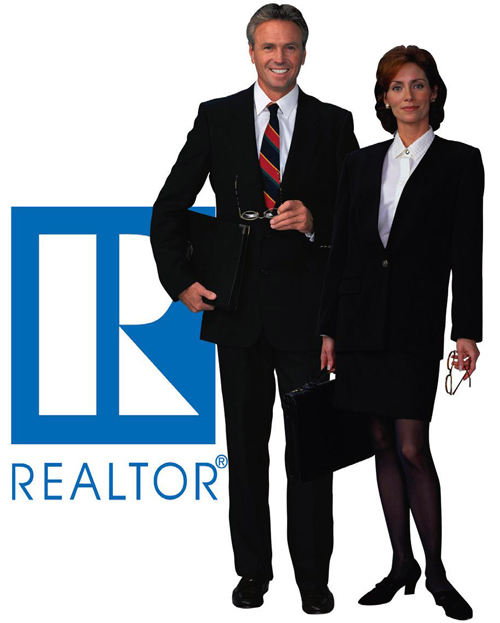 Who does your real estate brokerage work for?