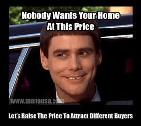 Raise The Asking Price