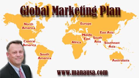 Real Estate Global Marketing Plan Image