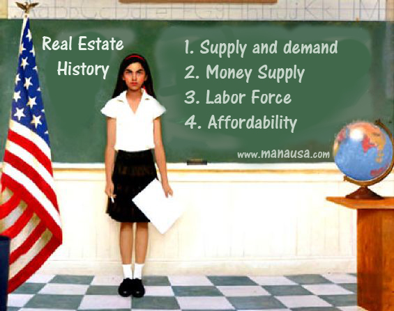 Real Estate History Lesson Image