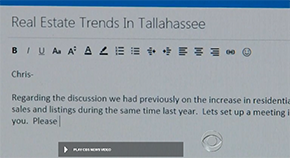 Real Estate Trends In Tallahassee On CBS Evening News