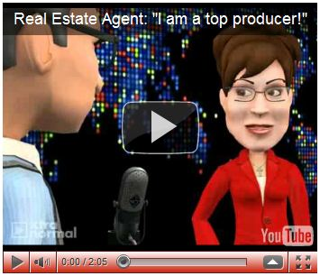 Real Estate Video Real Estate Agent Parody Image