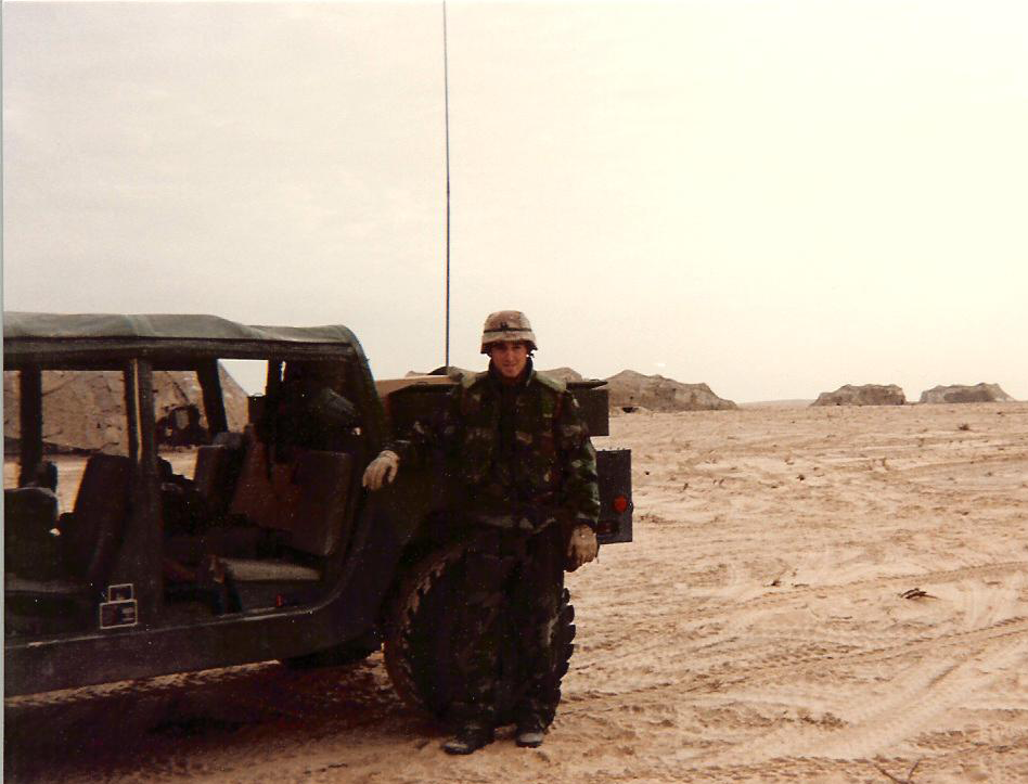 Ron Rice Operation Desert Storm