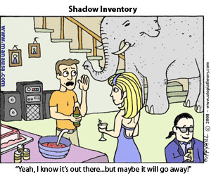 Shadow Inventory Real Estate Image