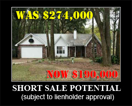 Short Sale Potential Tallahassee Florida